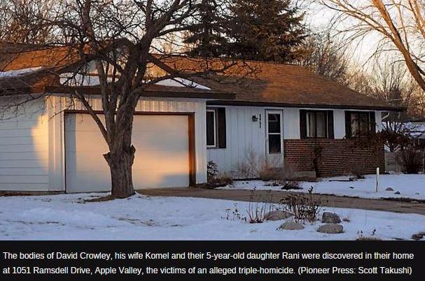 David Crowley Family Deaths